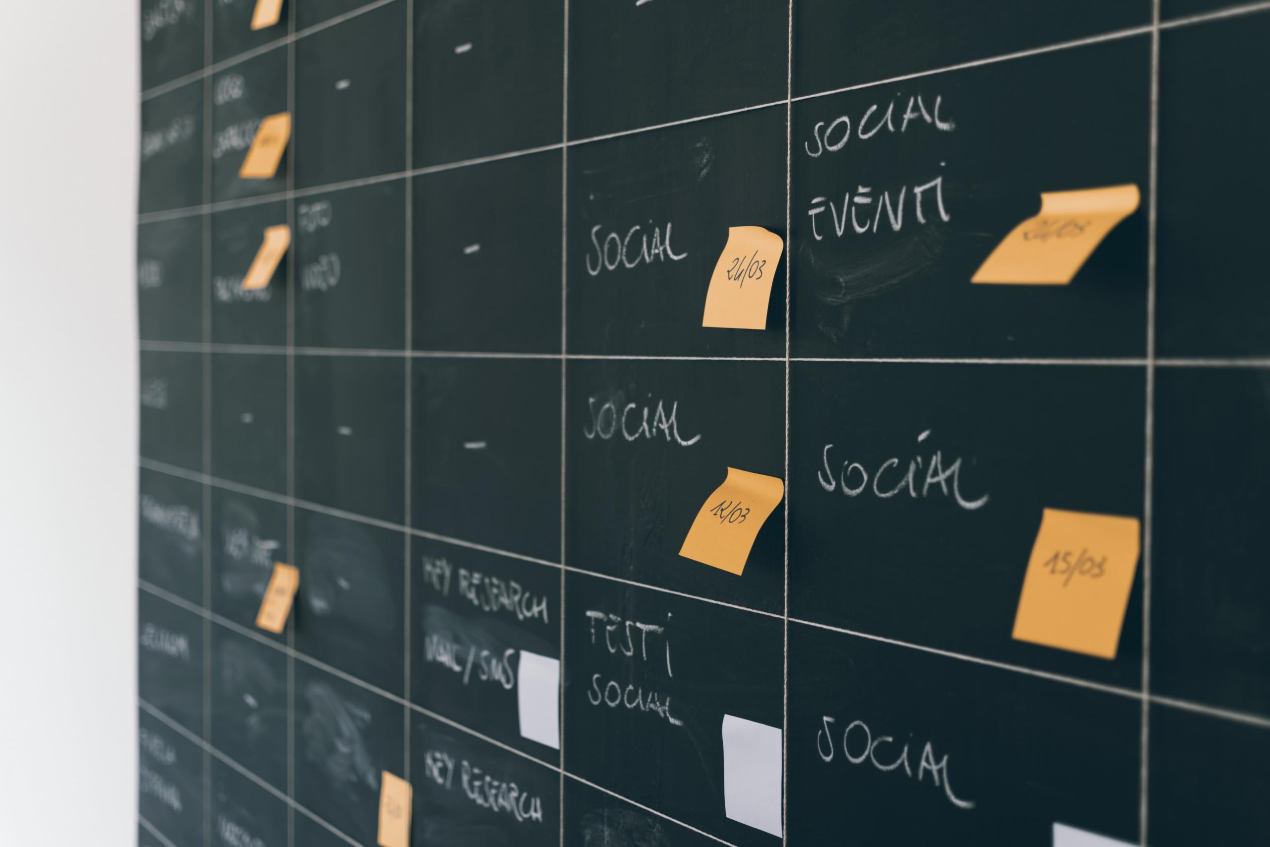 chalk social