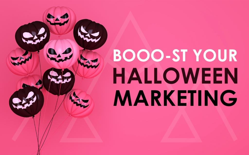 halloween digital marketing