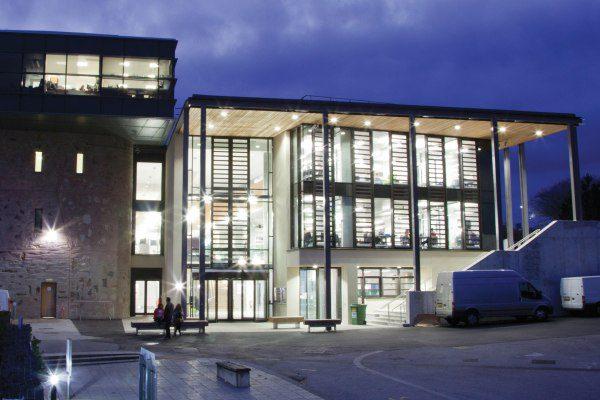 Falmouth university case study