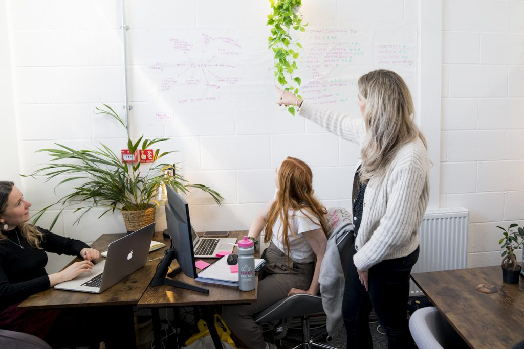 office mentoring